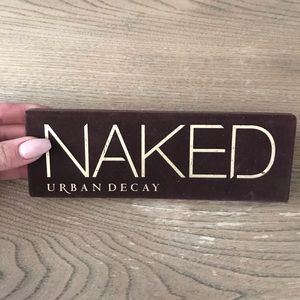 DISCONTINUED SOLD OUT Urban Decay Naked Palette